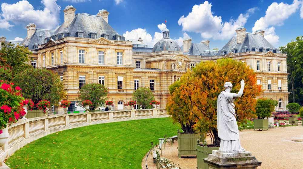 Символ Франции, город революций и город мечты